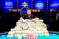 WSOP Main Event Final Table 2015