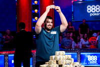 WSOP Main Event Final Table 2017